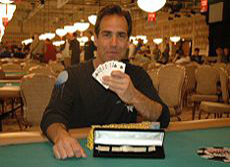 Cliff Josephy gagne WSOP